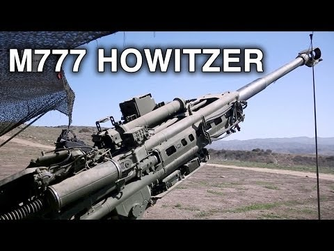 M777 Howitzer Live-Fire