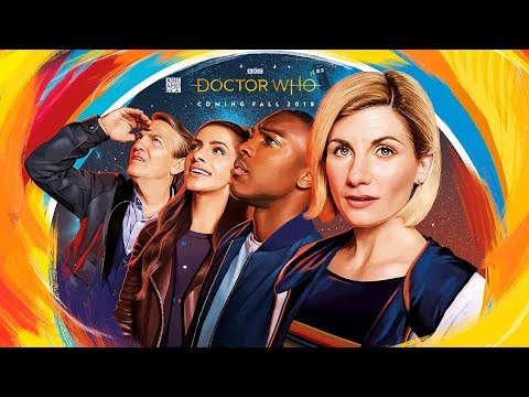 """Doktor Who"": Oficjlany trailer"