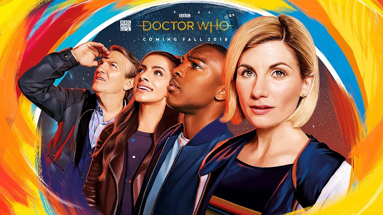 Doctor Who Official Trailer | BBC America
