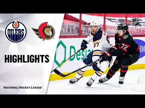 Oilers @ Senators