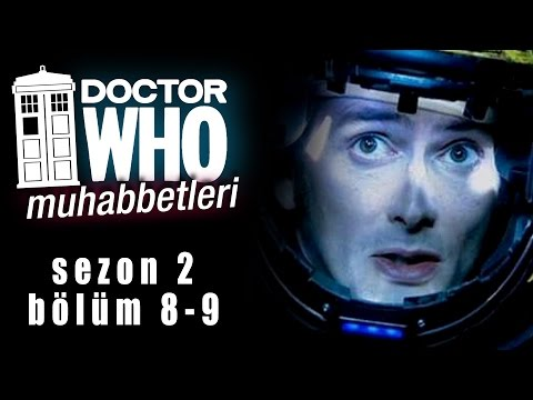 DOCTOR WHO İnceleme - 2. Sezon 8 & 9 Bölüm - THE SATAN PIT
