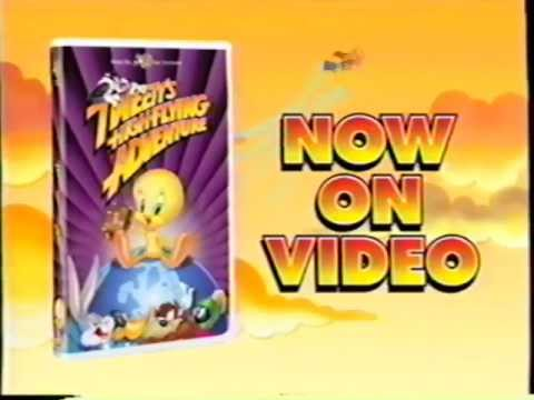 Tweety's High Flying Adventure (2000) Trailer (VHS Capture)
