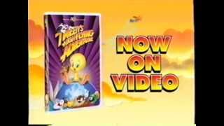 Tweety's High Flying Adventure (2000) Trailer (VHS Capture)
