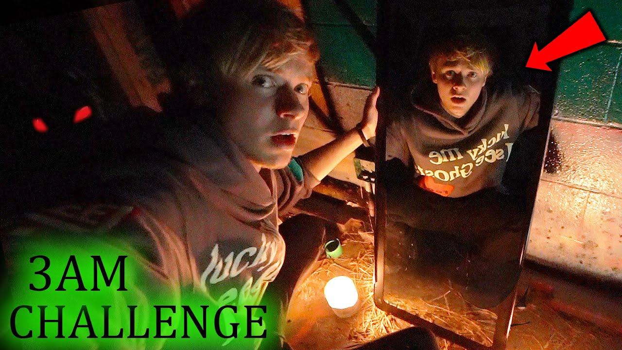 DARK MIRROR RITUAL Alone In The Mountains // 3AM CHALLENGE   Sam Golbach
