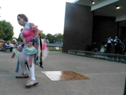 SUSAN STONE  HAPPY BIRTAY WORLD BALLET
