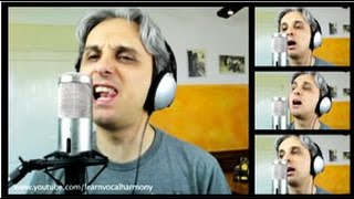 How To Sing All My Loving Beatles Vocal Harmony Tutorial Lesson