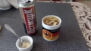 От простуды и насморка лучший рецепт пиво Остмарк горячее с имбирем и медом
