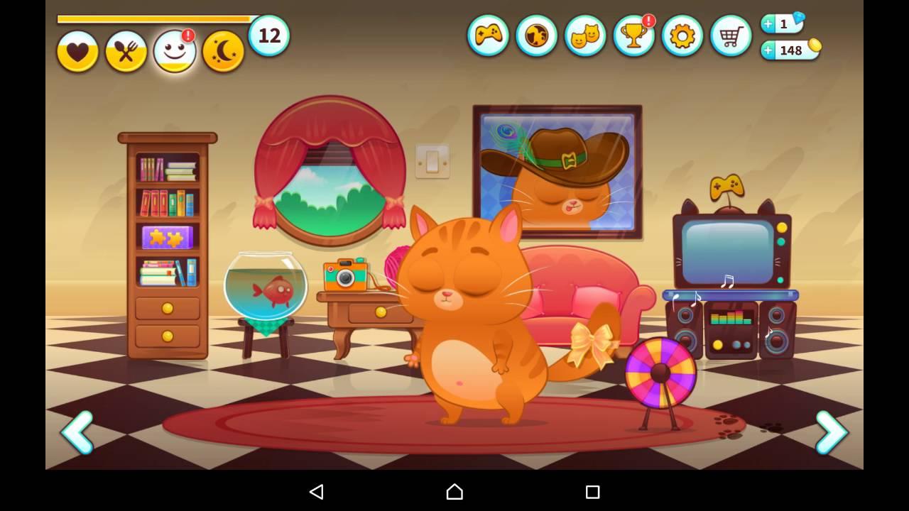 Игра скачать котик бубу.