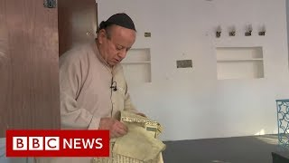 Afghanistan's one and only Jew - BBC News