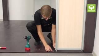 Распашные перегородки двери ARISTO  Система 4 в 1(, 2015-05-19T08:07:33.000Z)