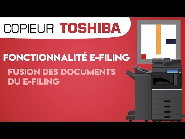 #35. Gestion des documents dans les e-Filing