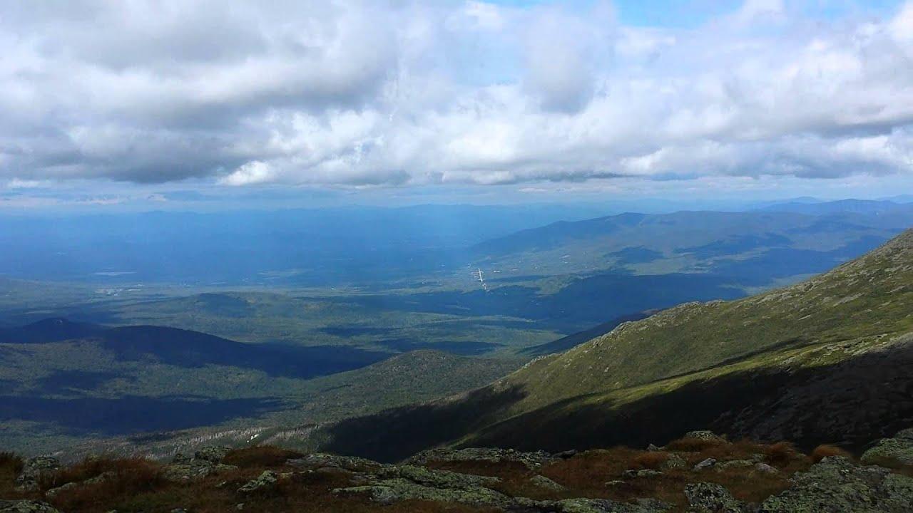 Mt Clay Summit  Presidential Range White Mountains New