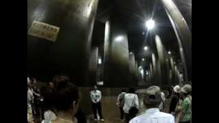 G-CANs underground flood control