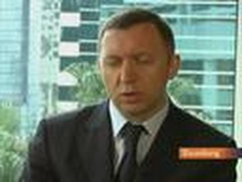 Rusal's Deripaska Discusses Growth Strategy, Norilsk: Video