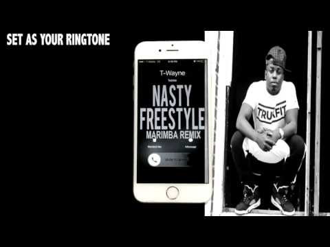 T-Wayne Nasty Freestyle Marimba Remix Ringtone