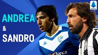 Pirlo's Heir | Sandro Tonali | Serie A TIM