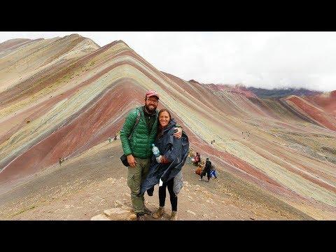 Jak tęczą malowane, czyli kolorowe krajobrazy Peru – PolskieRadio.pl na końcu świata