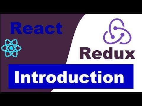 ReactJS/Redux Tutorial #1 Introduction