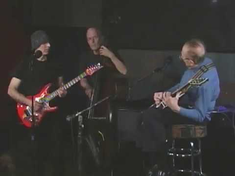Les Paul with Joe Satriani