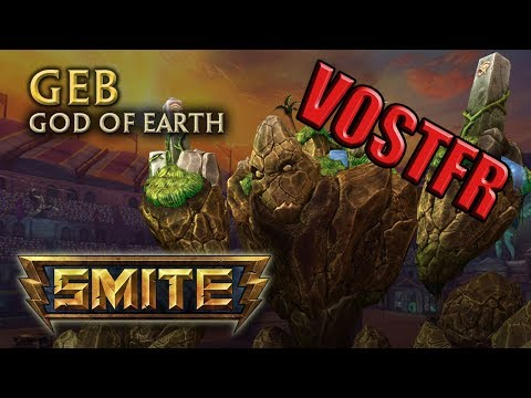 SMITE God Reveal VOSTFR | Geb