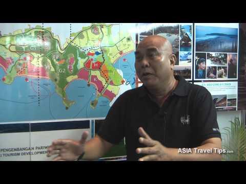 Mandalika Lombok Project - Interview with IB Wirajaya Direktur Utama - HD