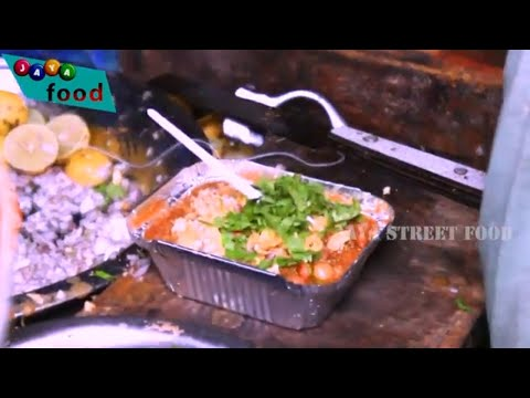 Indian Masala CHAT   Aalu Masala Chat   Hyderabad Special Masala Chat   Jaya Street Food