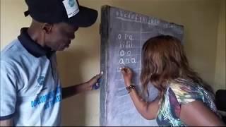 Témoignage de mama Sunda, apprenante en alphabétisation
