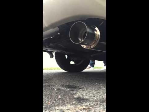 n1 exhaust muffler sound rav4 2007 - youtube
