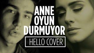 Berkcan Güven-Anne Online Oyun Durmuyor (Adele-Hello Cover)