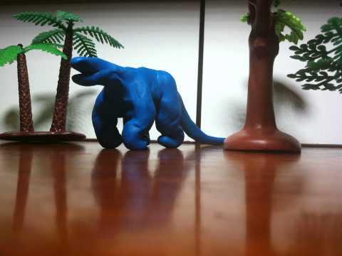 Killing Edmontosaurus