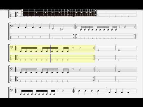 Collective Soul   Heavy BASS GUITAR TAB