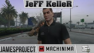 GTA 5  ФИЛЬМ: Jeff Killer GTA 5 Машинима [Короткометражка GTA 5]