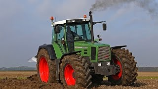 Tractor Legends: Fendt Favorit 818 | High speed ploughing | Modern classic
