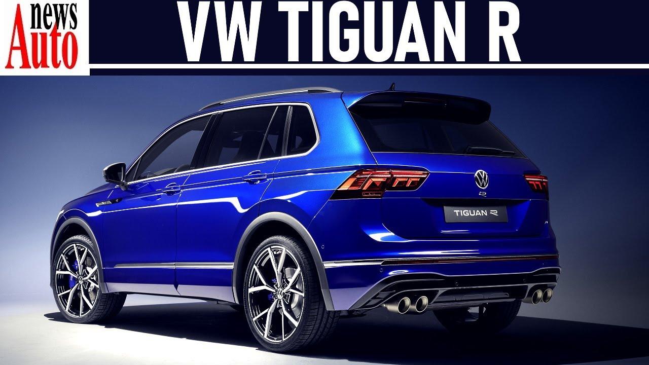 New 2021 Volkswagen Tiguan R - Interior Exterior ...