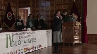 Nicole  Zevallos - IE Fátima Arequipa - Geoparque