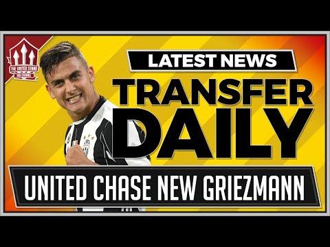 Top 3 GRIEZMANN Alternatives For MAN UTD | MUFC Transfer News