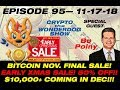 BITCOIN Christmas Sale and CRYPTOCURRENCIES! (50% OFF!) [Bitcoin Going Bullish?]