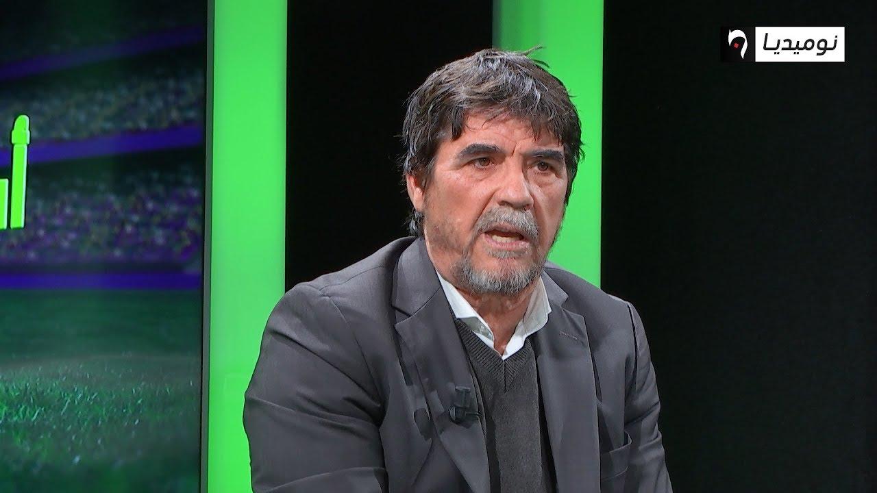 محمد شعيب يقصف مسؤولي كرة القدم الجزائرية..