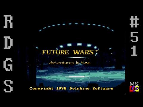 Random DOS Game Show #51: Future Wars (1989) |