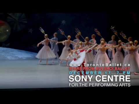 The Nutcracker Ft. Stars of Bolshoi Ballet