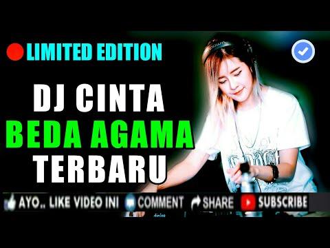 DJ CINTA BEDA AGAMA TIK TOK REMIX LAGU AMBON 2019