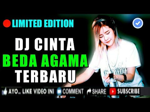 DJ CINTA BEDA AGAMA REMIX LAGU AMBON 2019
