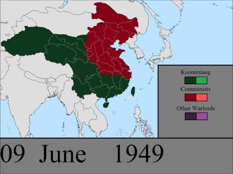 The Chinese Civil War Part 2: Every Day