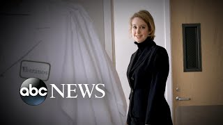 Disgraced Theranos founder appears in court