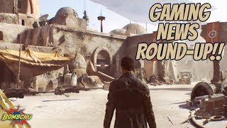 EA Reportedly Cancels Open World Star Wars Game | Bombchu Gaming News