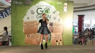 Recycle Month Go Green Campaign 2016 ( 20/3/2016, The Mines ) Nobody ~ Crystal王雪晶