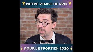La notif : Gala! Le meilleur (et surtout le pire) du monde sportif en 2020