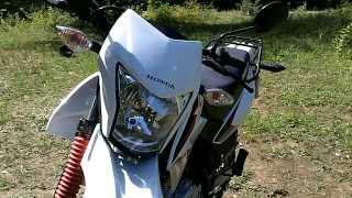 Обзор Honda XR 150 L