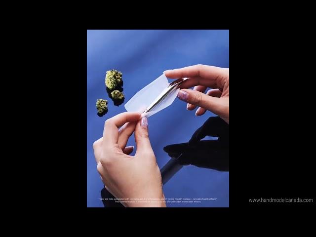 Van der Pop - Cloudburst - Elizabeth Ai-Quyen | Hand Model Toronto Canada