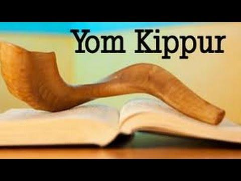 La Gran fiesta de Yom Kippur - Tishri 10 de 5776
